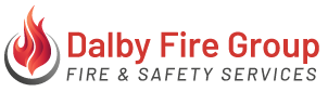 Dalby Fire Group Logo